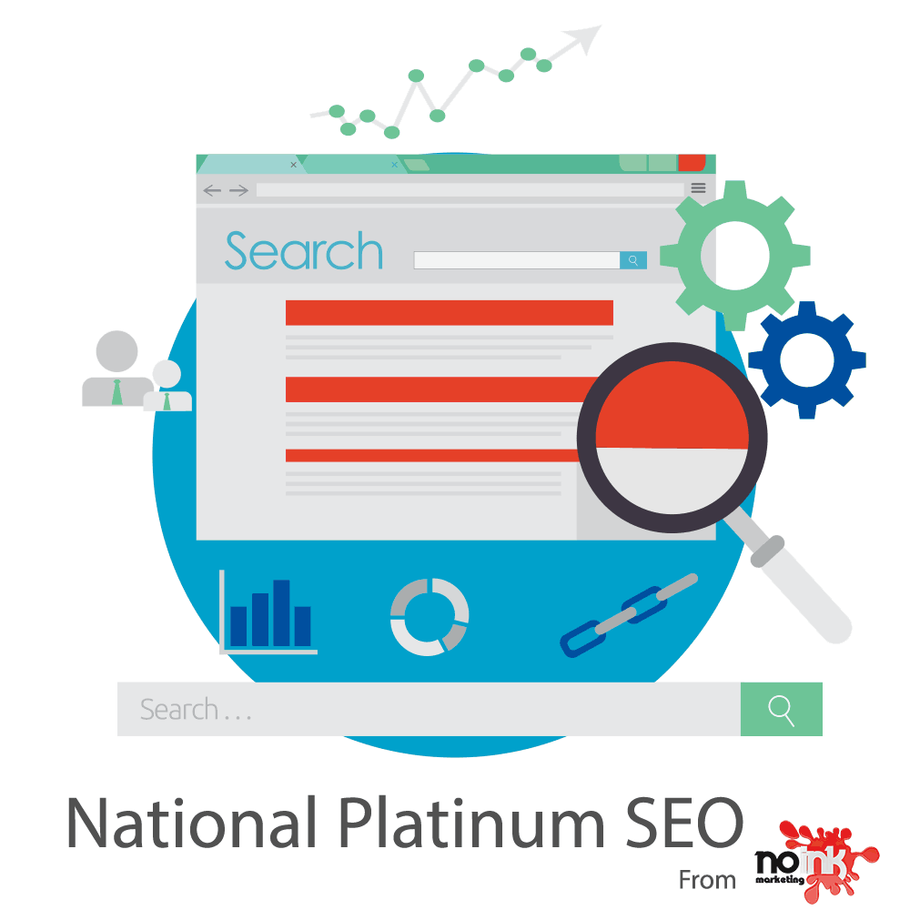 National Platinum SEO by No Ink Marketing